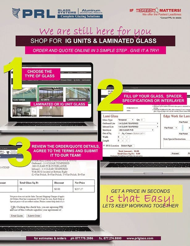 Order Laminated Glass and Ig Units Online