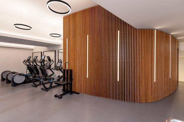MUSEUM TOWER CO-OP FITNESS CENTER