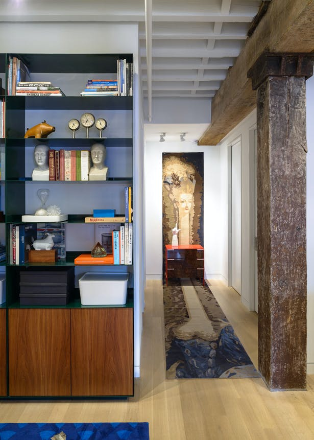 Office + Corridor