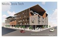 Nikola Tesla Tech - 1st Place Winner of 2019 C.A.S.H. Student Designs