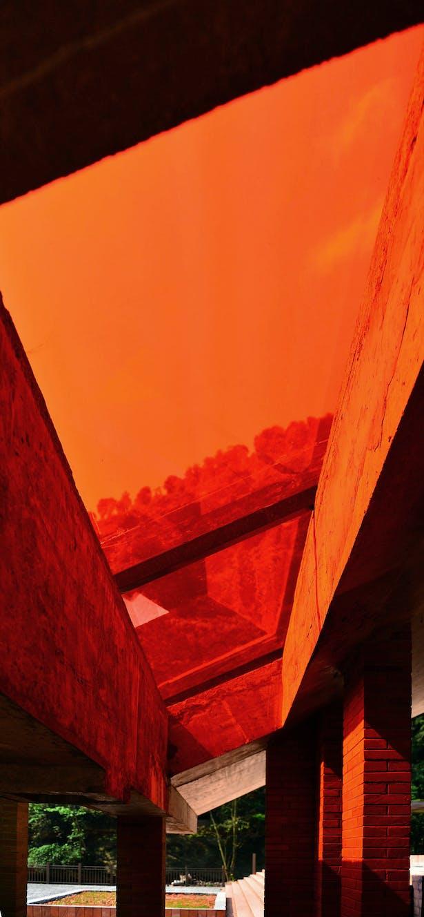 Red Skylight Credits: West-line Studio