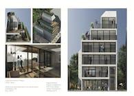 Jingumae Apartment