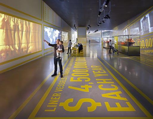 National Maritime Museum, Helsingør, Denmark. © Thijs Wolzak.