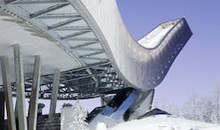 The Holmenkollen Ski Jump Wins 2011 ECCS Structural Steel Design Award