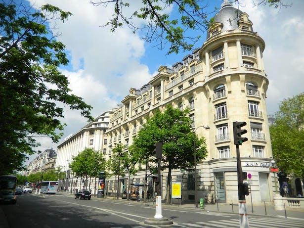 1 boulevard Haussmann