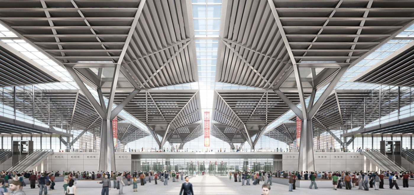 Von Gerkan Marg And Partners To Design Tianjin Exhibition Center