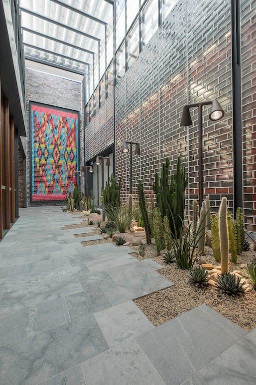 John Verge Award for Interior Architecture: 75 Myrtle Street Chippendale. Photo: David Roche.