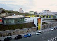 Center of Social Services in Montealto (A Coruña. Spain) Estudio de Arquitectura NAOS