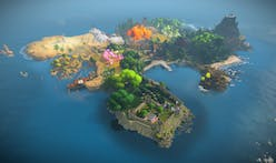 Behind the scenes of 'The Witness', a video game designed by architects