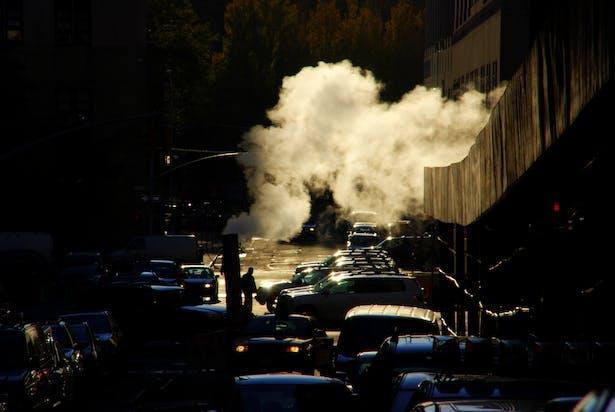 Con-Ed's steam