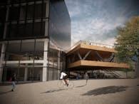 Timisoara Architecture Faculty and Institute- Final Project - coauthor: Gabriel Nicoara