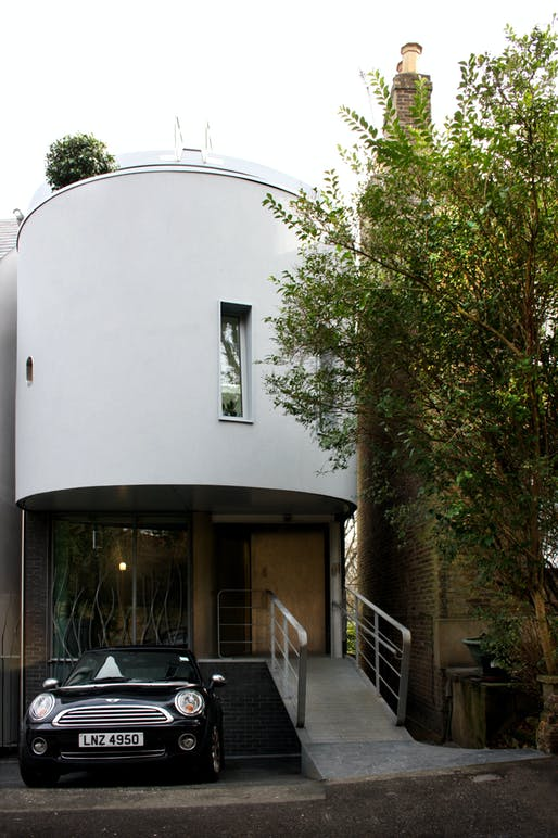 6 Wood Lane by Birds Portchmouth Russum Architects. Photo: Magdalena Pietrzyk.