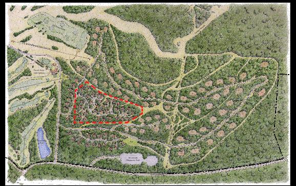 ragged mountain resort master plan  u0026 development