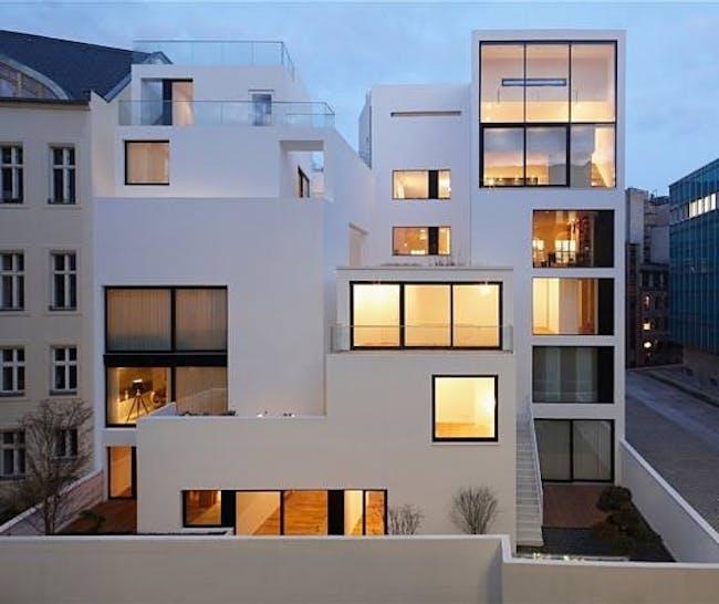 Apartment Building in Marbella, Spain by G.M.M. Studio Architect's Micotti