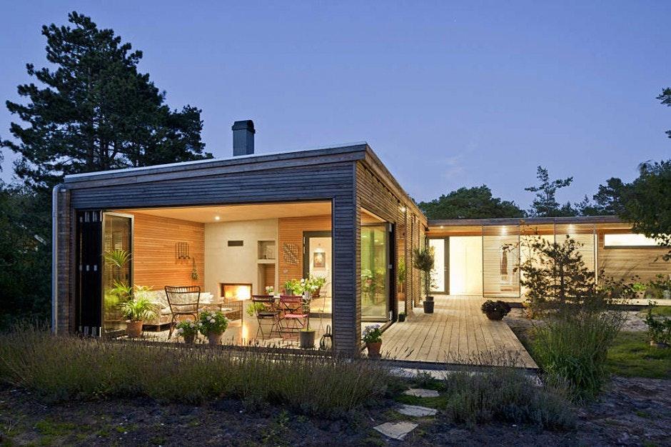 Håkansson Tegman House In Höllviken, Sweden By Johan Sundberg | Blogs |  Archinect