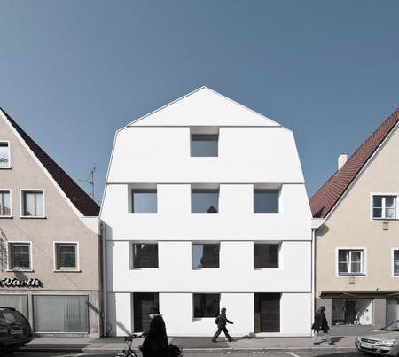 House KE12 in Memmingen, Germany (Photo: Rainer Retzlaff)