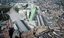 Google moves ahead with plans for a massive new London HQ