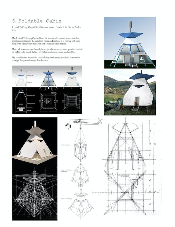 Iceland Trekking Cabin Competition