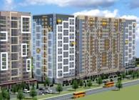 Residential complex 'Calypso 3' Moscow Shcherbinka