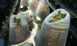 Chinese Architect Ma Yansong Brings Green Futurism to Europe