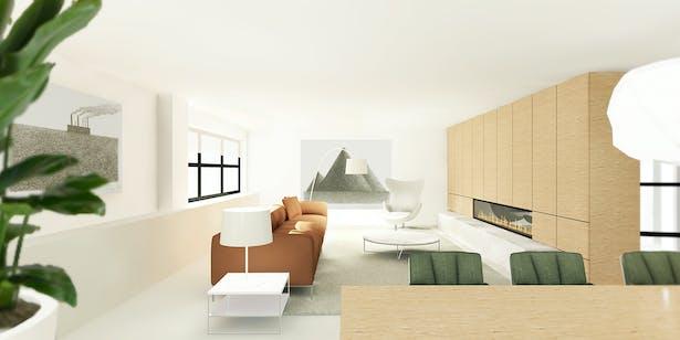 Zithoek - Penthouse
