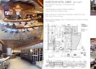 Hard Rock Hotel Diner