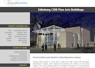 Edinburg CISD, Fine Arts Building