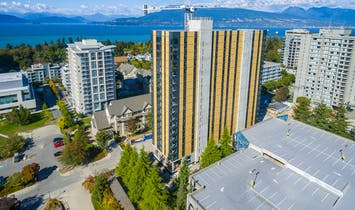World's tallest wood building constructed in Vancouver