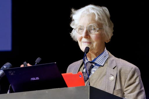 Denise Scott Brown. Photo via bespokey.org.
