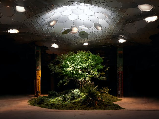"Zumtobel Group Award 'Applied Innovations' category nominee - James Ramsey, New York (USA) with 'The Lowline"". © The Lowline, James Ramsey, New York, USA."