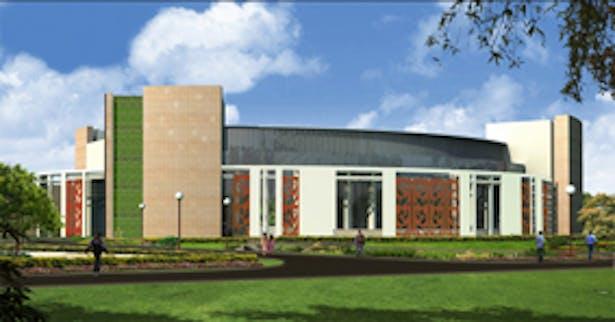 View of the Auditorium