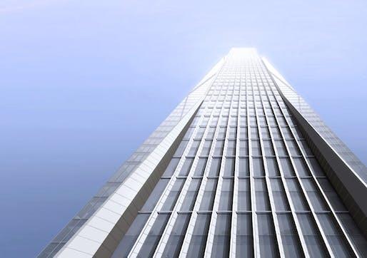 Ping'An Finance Center by KPF