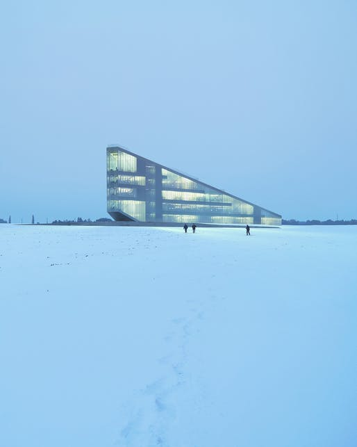 Attabotics Office by Modern Office of Design + Architecture © Modern Office of Design + Architecture