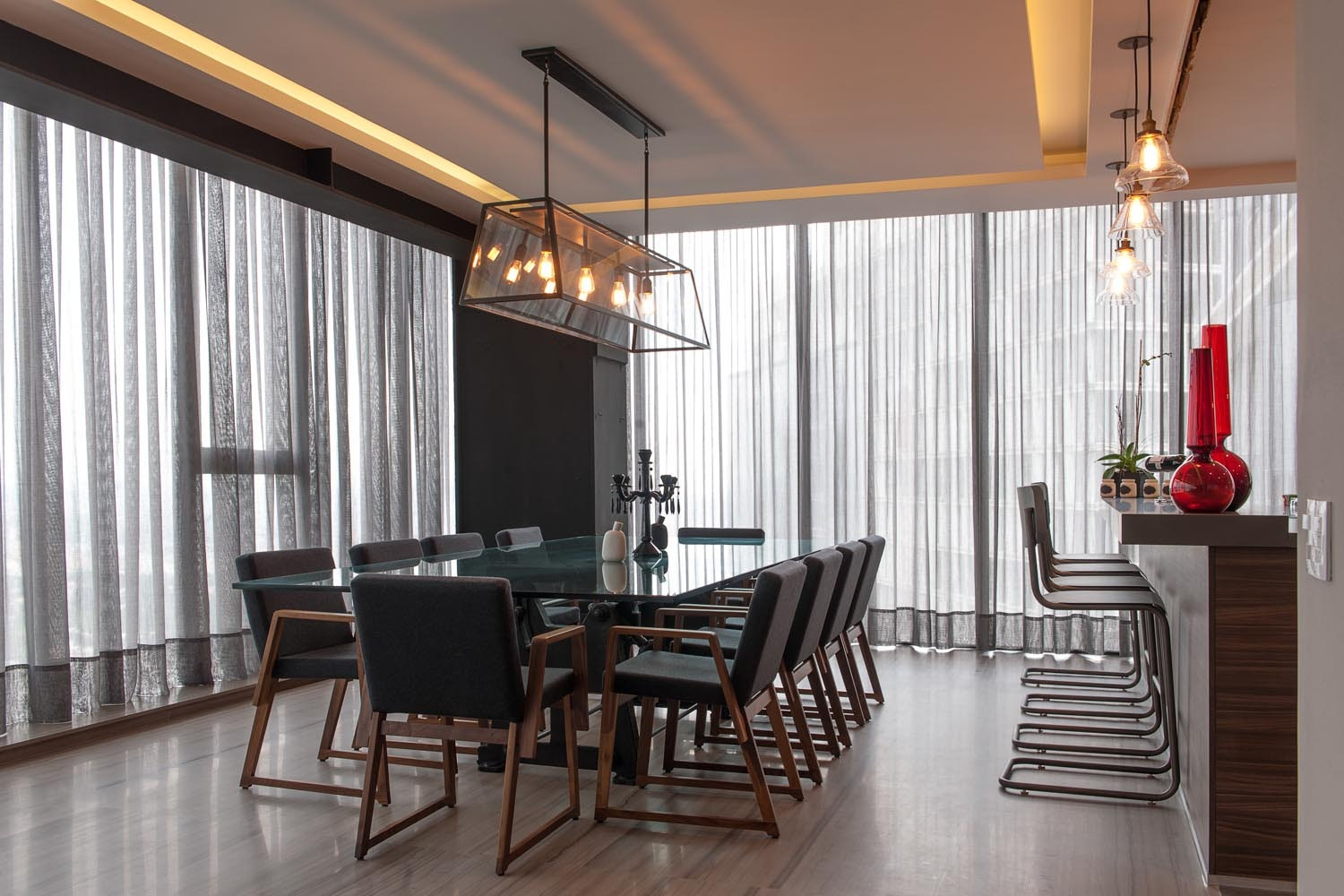 Cm Apartment In Mexico City By Kababie Arquitectos