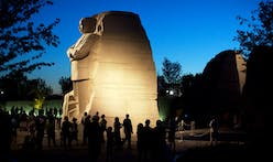 A Paraphrased Quote Stirs Criticism Of MLK Memorial
