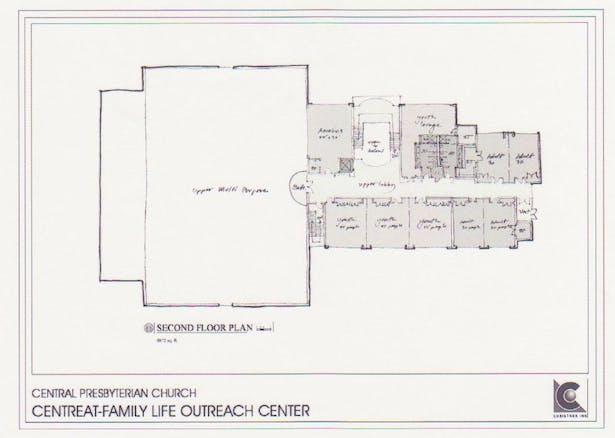 Central Presbyterian Church Second Floor