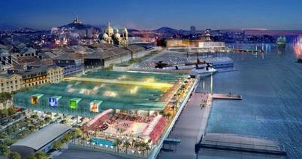 Les Terrasses Du Port C Concept Design Archinect