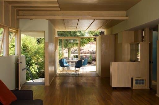 Interior, unit 2046. Photo © Grant Mudford