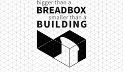 "The ""Bigger than a Breadbox"" competition, exploring the medium of installation, nears its final deadline - Last chance to submit your proposals!"