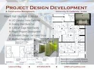 Hewitt Hall Vivarium Build-out