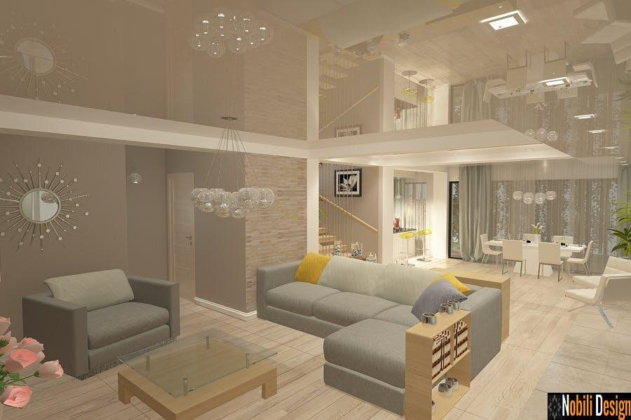 Interior Design Ideas For A Modern Living And Bedroom Nobili