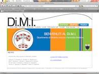 Graphic design for a web site