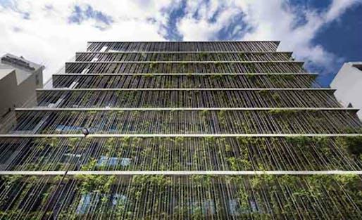 Office - Completed Buildings Winner: Nikken Sekkei, Co Op Kyosai Plaza, Tokyo, Japan.