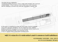 MEP design for residential and retail building