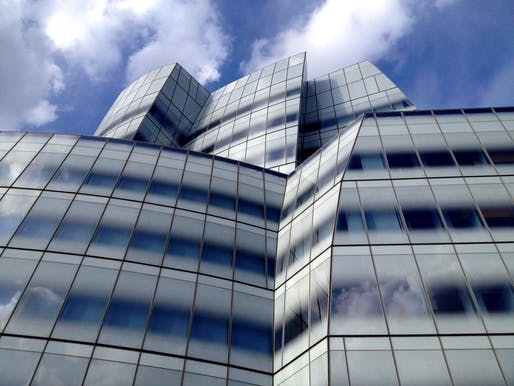 IAC building in 2012. Image via Wikipedia.