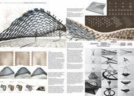 COMPONENT GEOMETRY: PAVILION IN BARCELONA