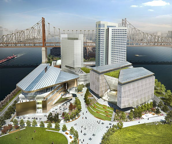 Roosevelt Island Apartments: Cornell Tech To Build World's First Passive House High