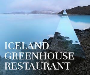 Iceland Greenhouse Restaurant