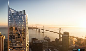 Luxury apartment towers aren't just for NYC