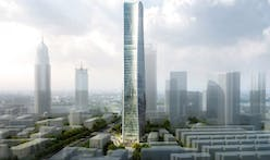 HENN wins Cenke Tower competition in Taiyuan, China